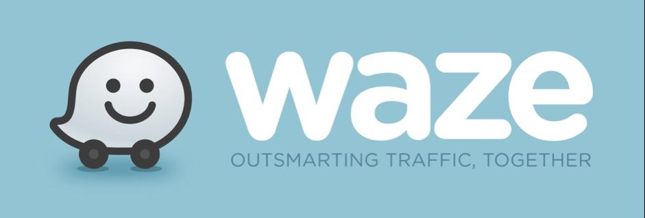 Appen Waze navigerar bilförare in i framtiden.