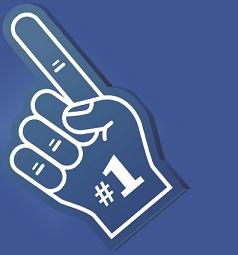 Facebook är det mest googlade ordet i Sverige 2012