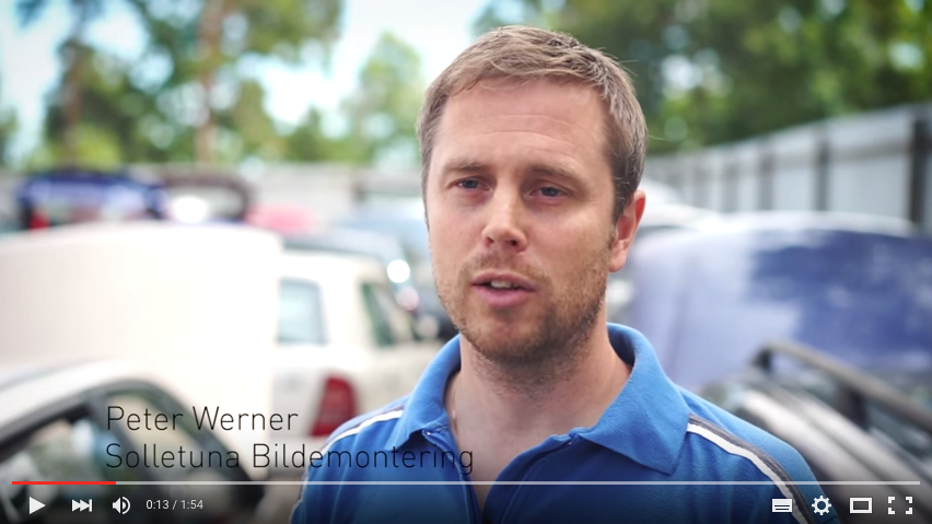 Peter Werner sollentuna bildemontering