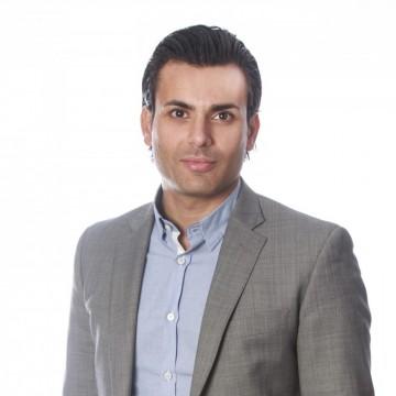Liam Sadeghi - Expert inom e-handel