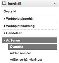 AdSense i Google Analytics
