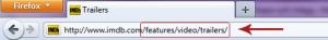 Sökmotorvänliga URL:er